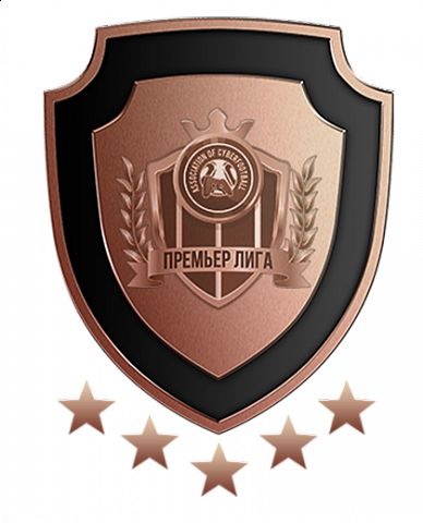 Bronze shield PL